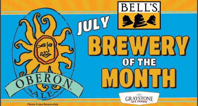 Graystone Ale House - Craft Beer of the Month